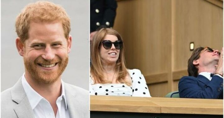 Princess Beatrice gives birth to girl – shares key characteristic with Prince Harry