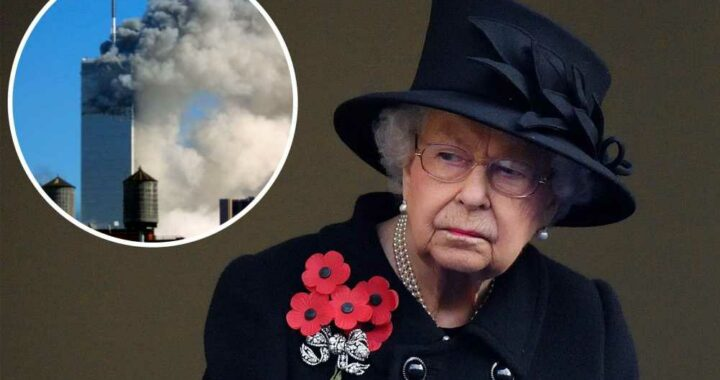 Queen Elizabeth pays tribute to 9/11 at Changing of the Guard