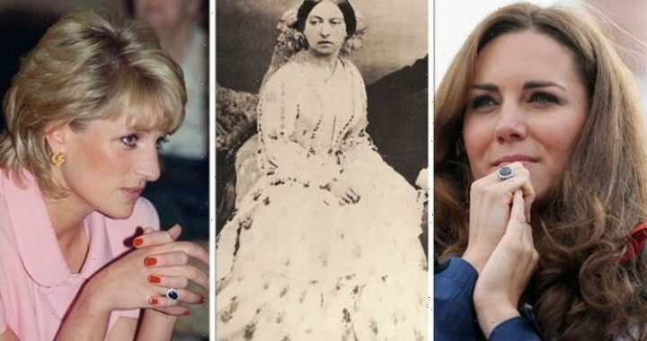 Queen Victoria's £1m 'splendid' jewel inspired Kate and Diana's engagement ring
