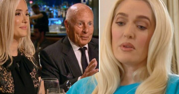 RHOBH fans rip Erika Jayne for 'lying' as she claims ex Tom Girardi was 'hospitalized during burglary' at $16M mansion