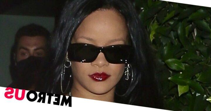 Rihanna enjoys low-key family dinner ahead of Savage x Fenty fashion show