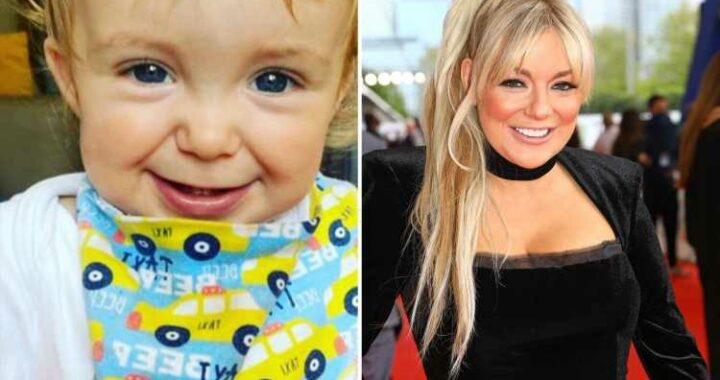 Sheridan Smith reveals her son is named after her late brother who tragically died aged 18