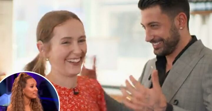 Strictly fans 'in tears' as EastEnders' Rose Ayling-Ellis makes her debut as show's first ever deaf contestant