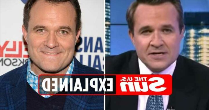 What happened to Greg Kelly on Newsmax?