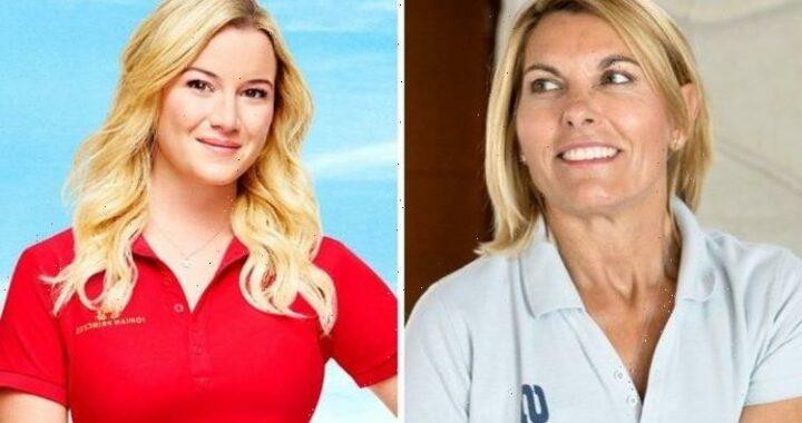 'It wasn't personal' Below Deck's Captain Sandy speaks out on firing Hannah Ferrier
