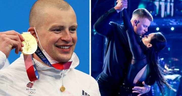 'Never a bad thing' Adam Peaty sets record straight on retirement rumours after Strictly