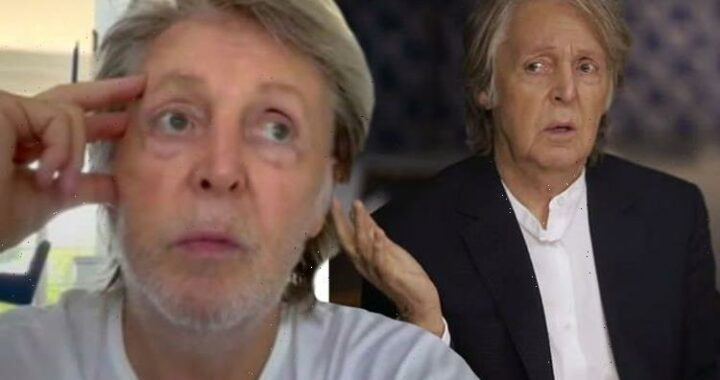 'Waiter gave us a sniffy look' Paul McCartney on London restaurant snub over vegetarianism