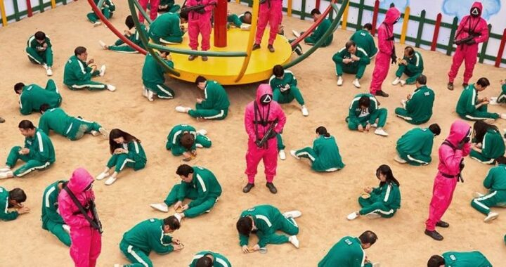A Real Life Version of 'Squid Game' Is Happening in South Korea