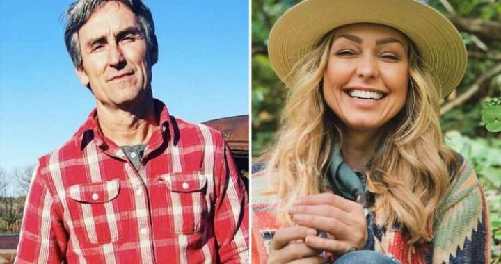 American Pickers star Mike Wolfe's girlfriend Leticia Cline stuns in selfie on 43rd birthday after couple goes public