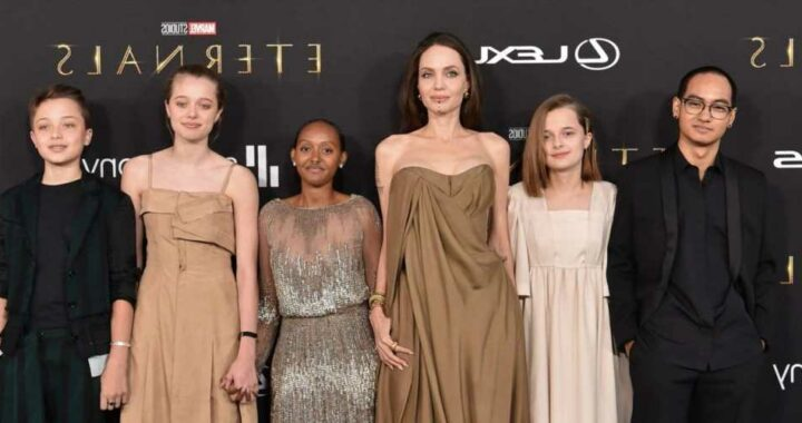 Angelina Jolie Just Opened Up About Parenting Her Six Kids