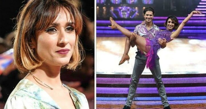 Anita Rani says shell still be struggling with painful Strictly injury 'in her eighties'