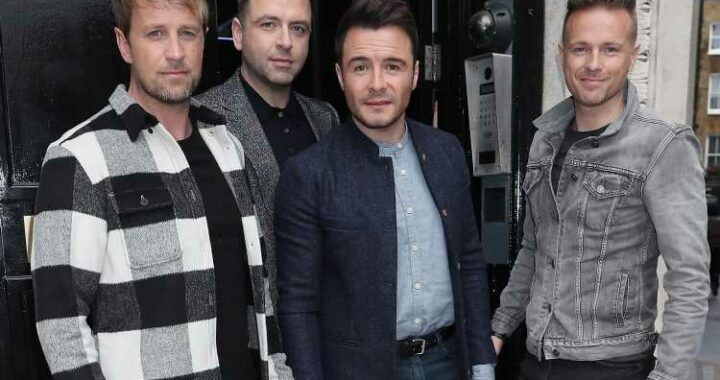 BBC and ITV battle it out to secure Westlife for a festive TV special