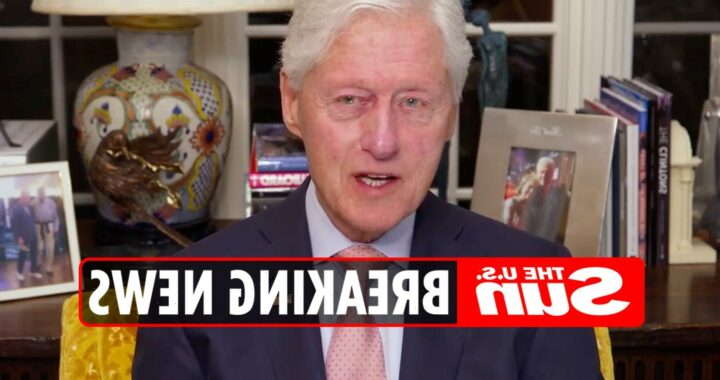Bill Clinton, 75, rushed to hospital in California with 'infection' as former president undergoes treatment