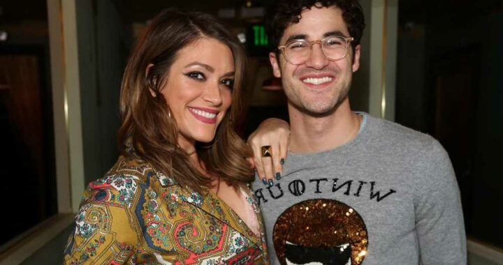 Darren Criss and wife Mia Swier expecting a baby