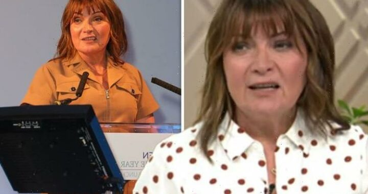 Fair point Lorraine Kelly reacts to show criticism after issuing warning to ITV viewers