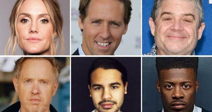 Gaslit: Patton Oswalt, Erinn Hayes, Patrick Walker, Raphael Sbarge Among 14 Cast In Starzs Watergate Drama