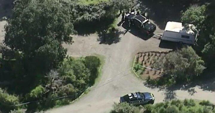 Girl dies after being hit by caravan at campground