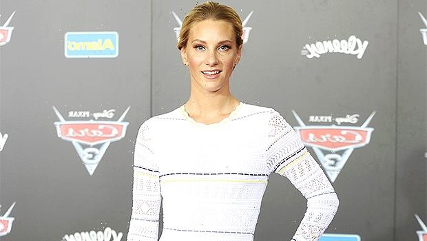 Glees Heather Morris Dresses Like Britney Spears & Does Slave For U Dance Perfectly 11 Years Later