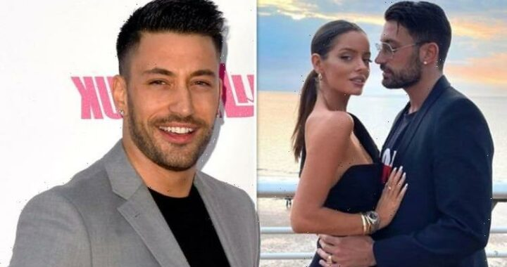 'Got to make it good' Giovanni Pernice's candid sex life revelation amid 'split' claims