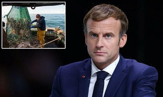 Humiliation for Macron as EU slaps down anti-UK statement on fishing