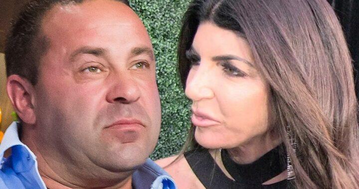 Joe Giudice's Happy Ex-Wife Teresa Found a New Boyfriend