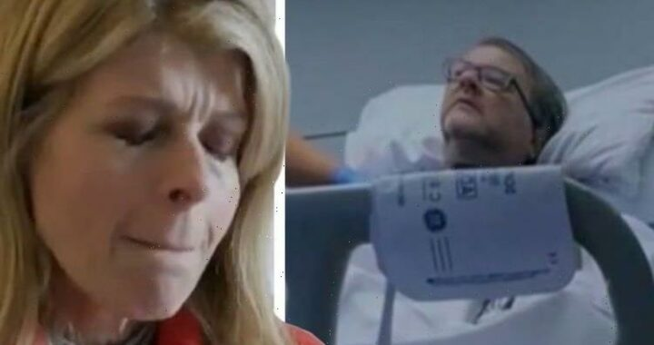 Kate Garraway admits what she didn't show in Finding Derek doc: 'It was too private'