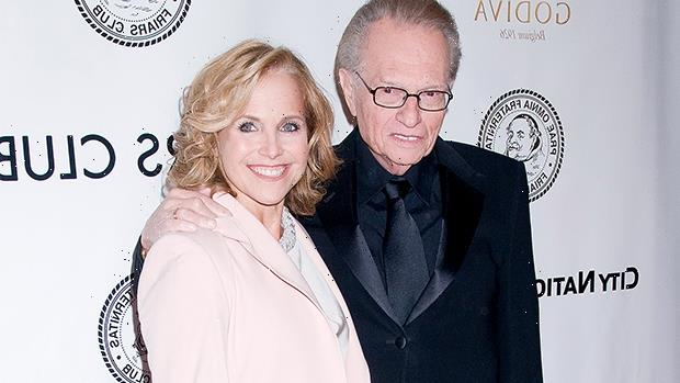 Katie Couric Reveals Larry King Made An Awkward Pass At Her After Dinner Date