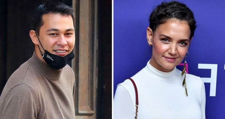 Katie Holmes Is Dating But Not 'Searching for Love' After Emilio Split