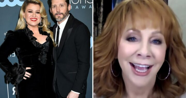 Kelly Clarkson's 'stepmom' Reba McEntire hopes singer & ex-husband Brandon Blackstock can 'pull through' after divorce