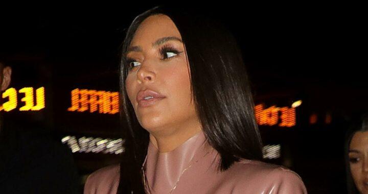 Kim Kardashian Trespasser Arrested Outside Home Despite Restraining Order