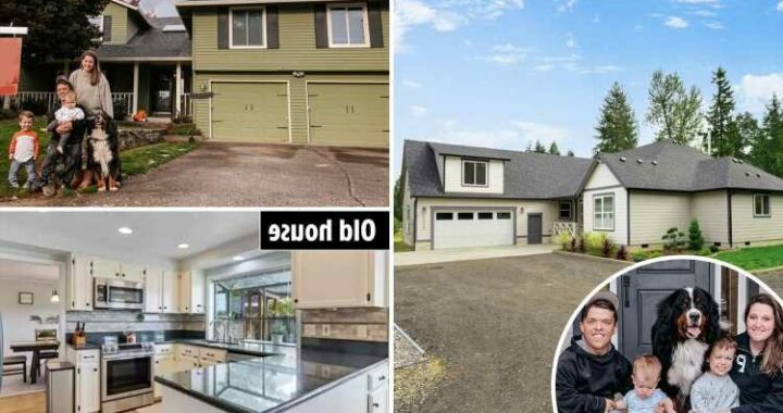 Little People's Zach & Tori Roloff put remodeled Oregon home on the market for $700k after move to Washington
