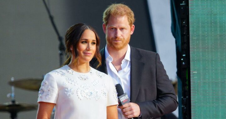 Meghan and Harrys rift with Royal Family still not resolved, expert claims