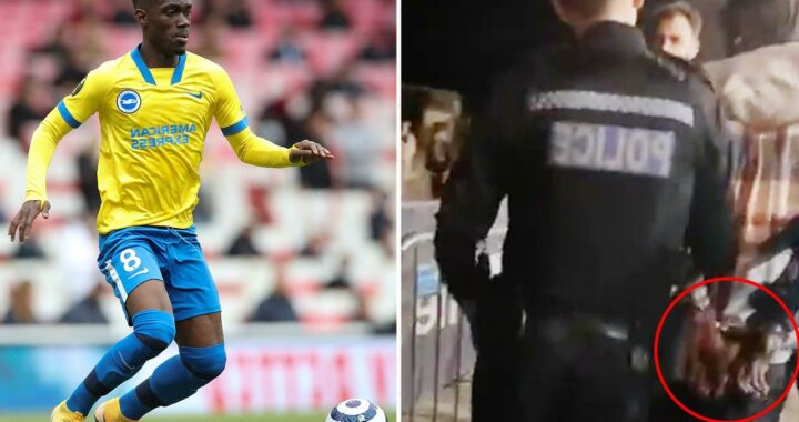 Premier League star Yves Bissouma bailed after being arrested in bar in 2am drama