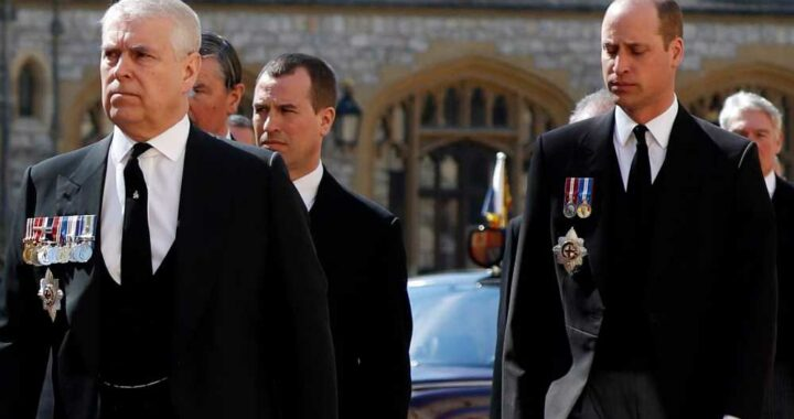 Prince Andrew has no way back to public life with royals: reports