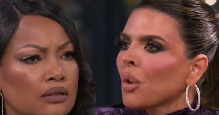 RHOBH Reunion: Lisa Rinna and Garcelle Beauvais Clash Over Alleged 'Race' Comment