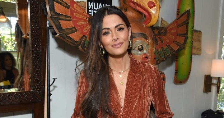Sex/Life's Sarah Shahi Inspired Us to Find This Sleek Blazer on Amazon