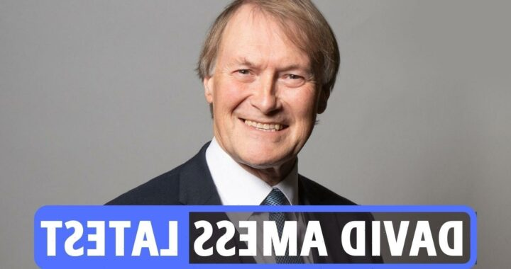 Sir David Amess latest news – Man arrested on suspicion of murdering Tory MP named as Boris Johnson leads tributes