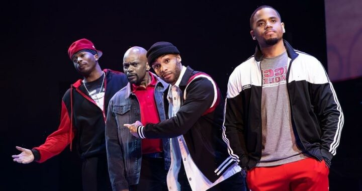 Thoughts of a Colored Man Broadway Review: Gripping Look at Black Manhood