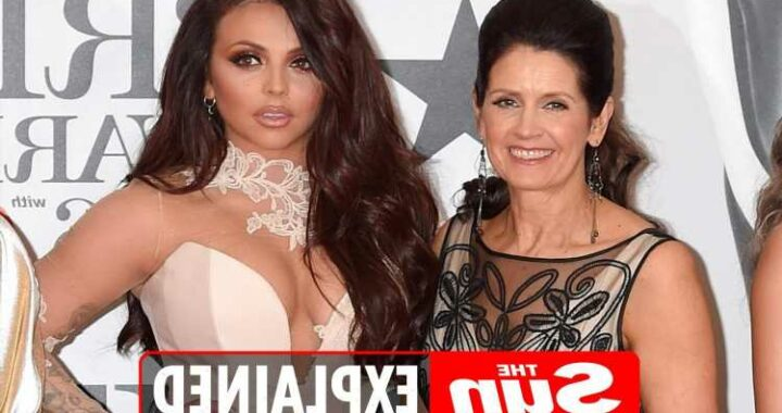 Who are Jesy Nelson's parents?
