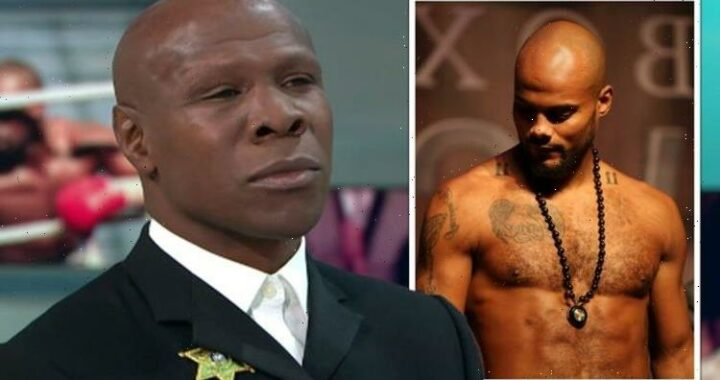 'You can't recover' Chris Eubank opens up on son Sebastian's death 'He was a warrior'